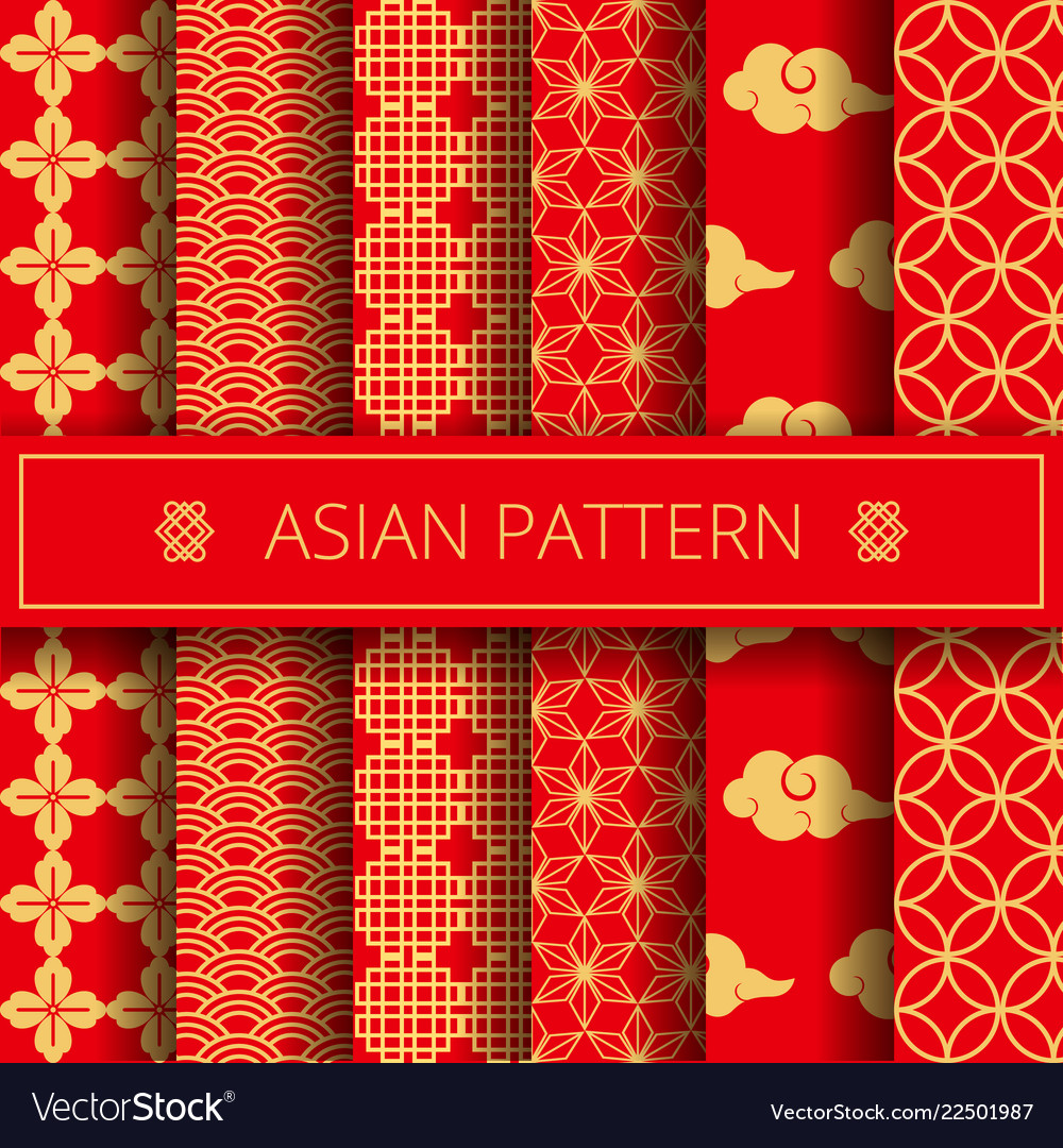 Oriental asian traditional korean japanese chinese