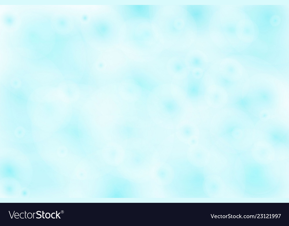 Abstract Sky Blue And White Background