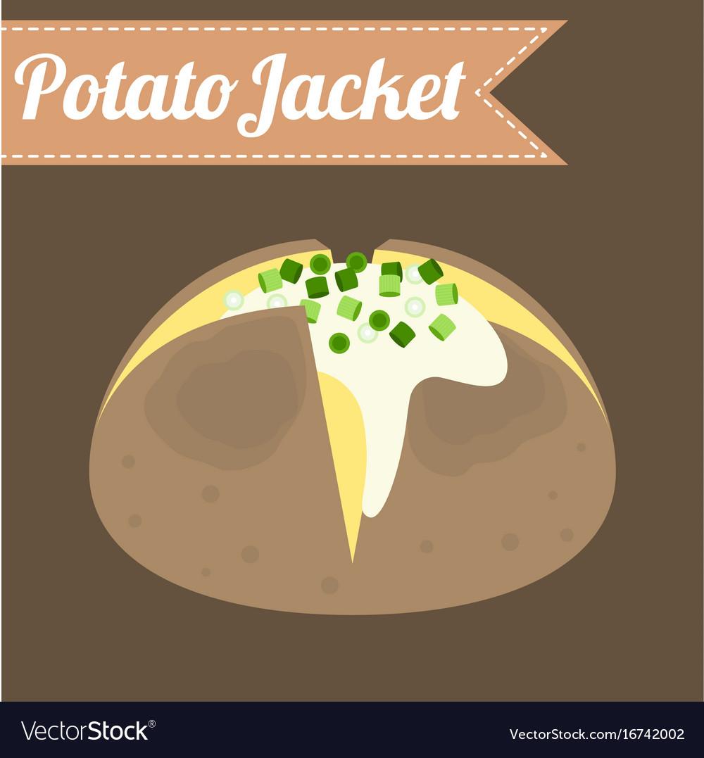 Potato jacket