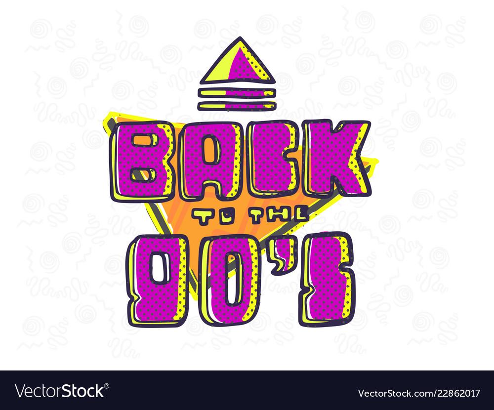 In trendy 80s-90s memphis