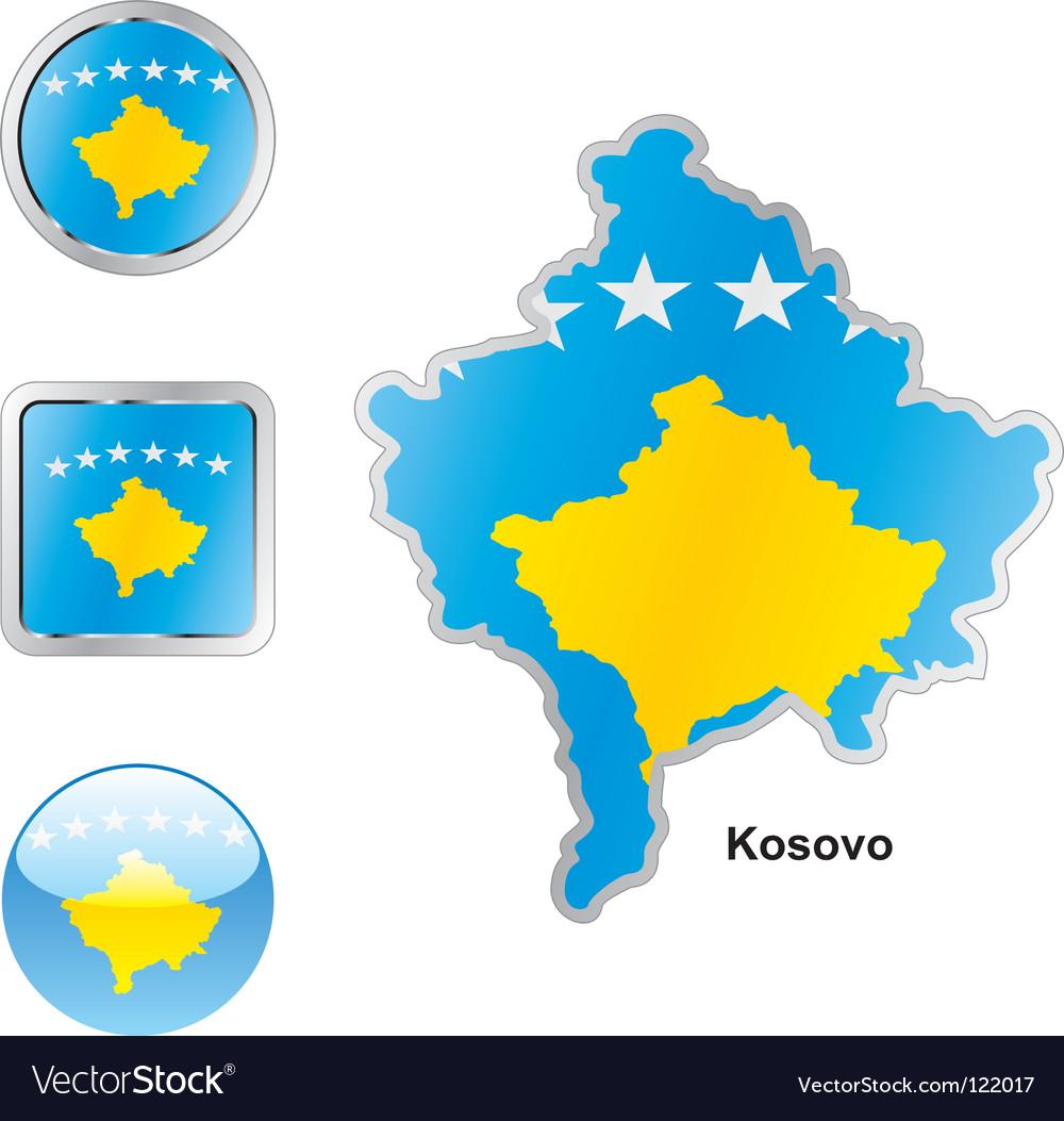 Kosovo Vector