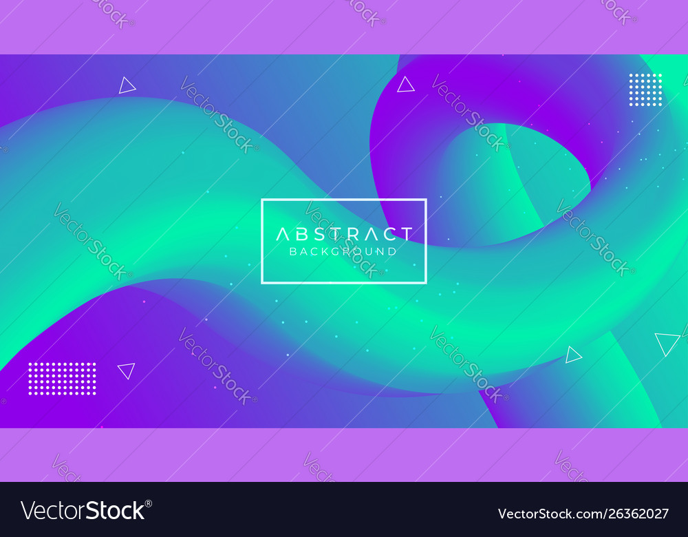 Abstract modern motion fluid background