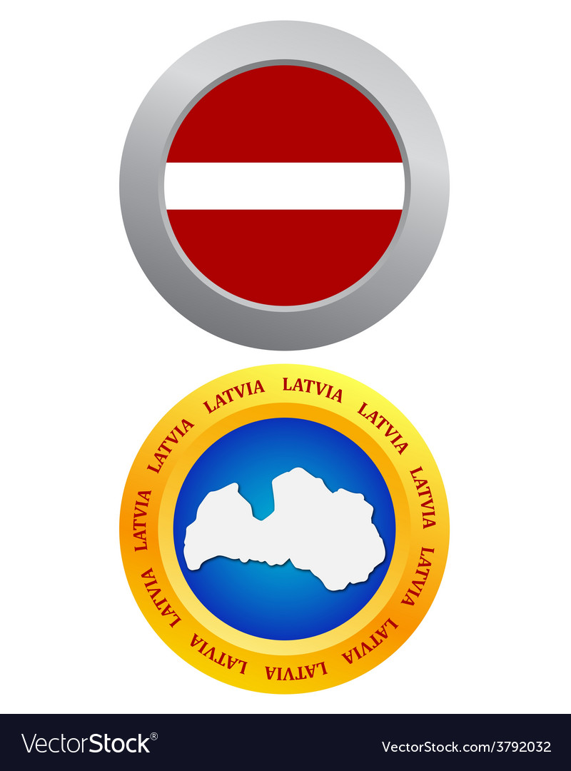 Buttons As A Symbol Of Latvia