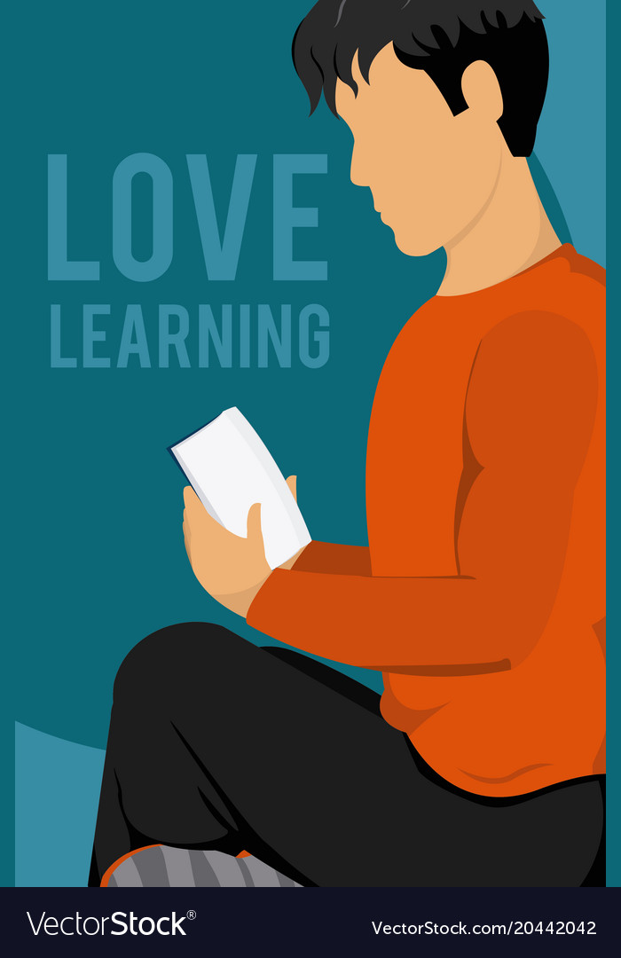 Love learning cartoon design