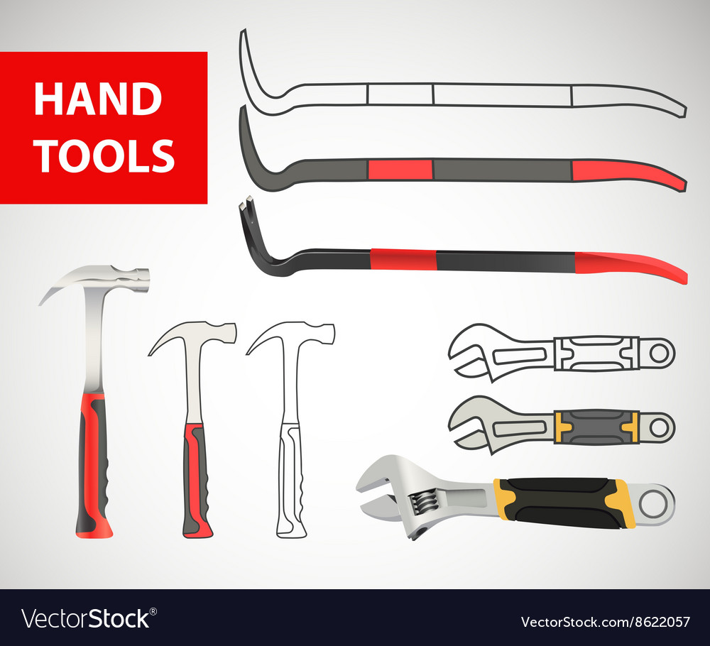 Construction tool collection