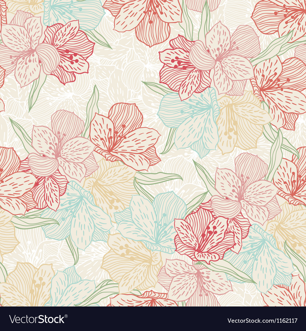 Apologise, but, Free abstract floral pattern with