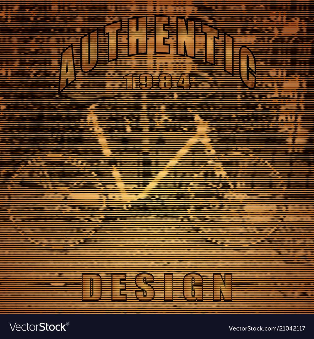 Stylized bike poster