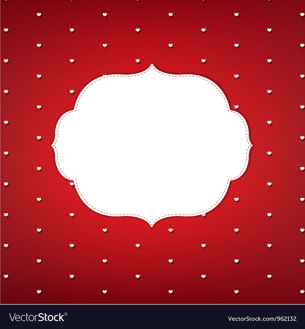 Elegant Dotted Invitation Background Royalty Free Vector