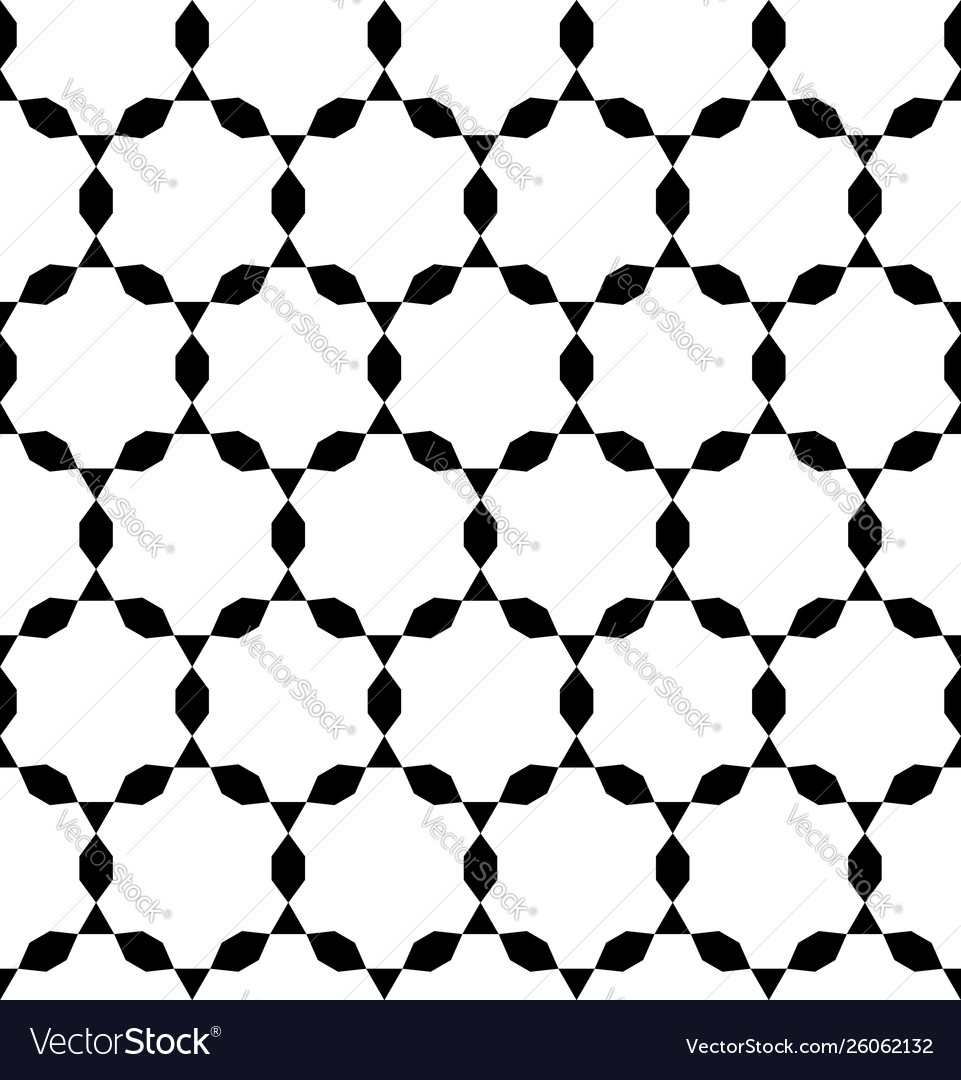 Repeating geometric simple ornamental background