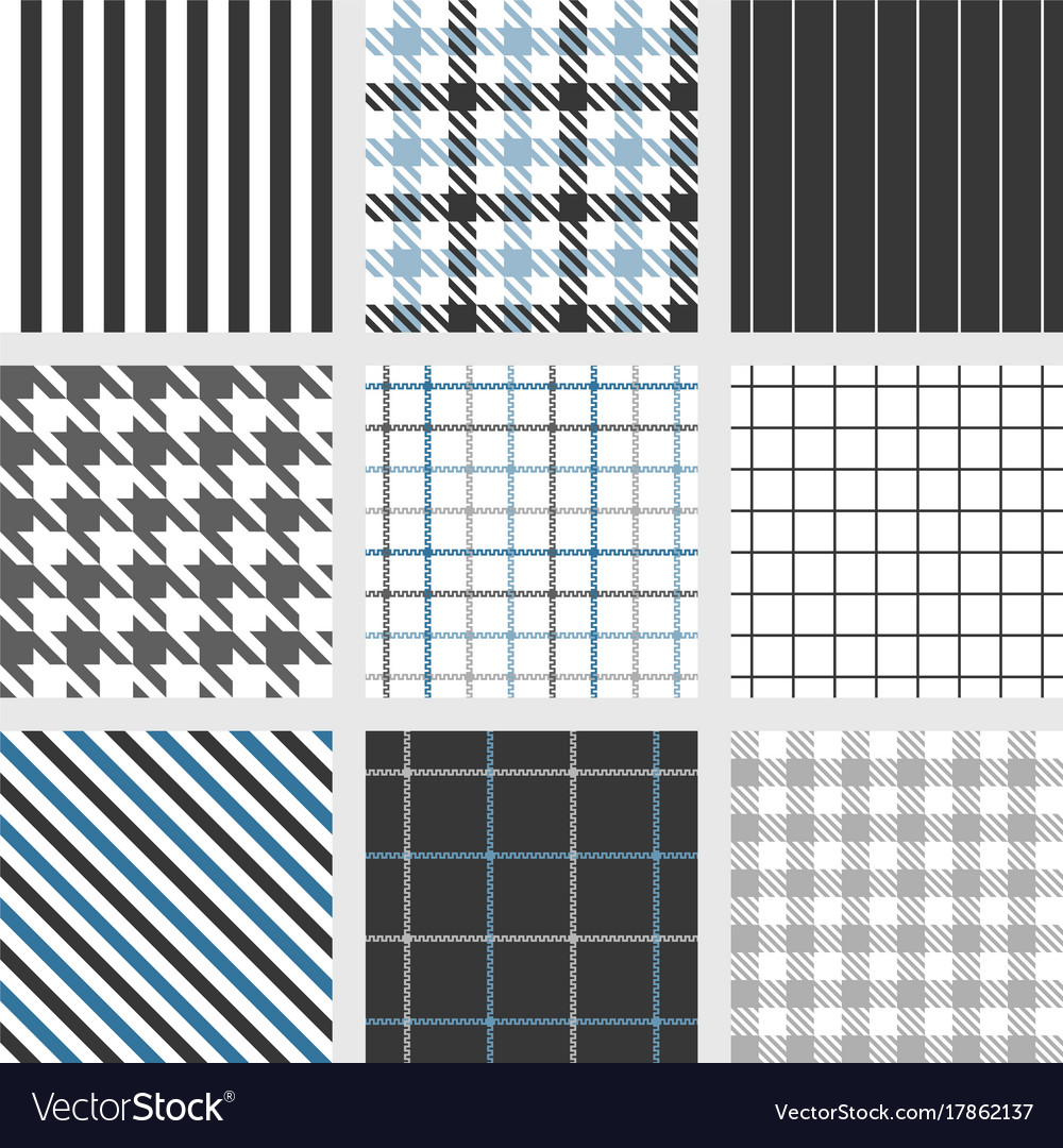 Pinstripe Pattern Custom Design