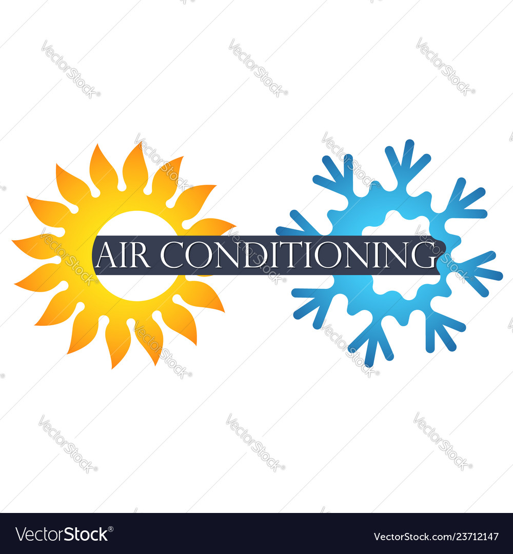 Air conditioner symbol