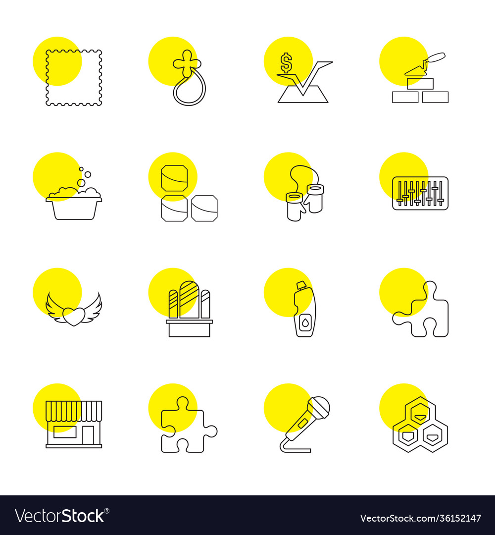 Pattern icons