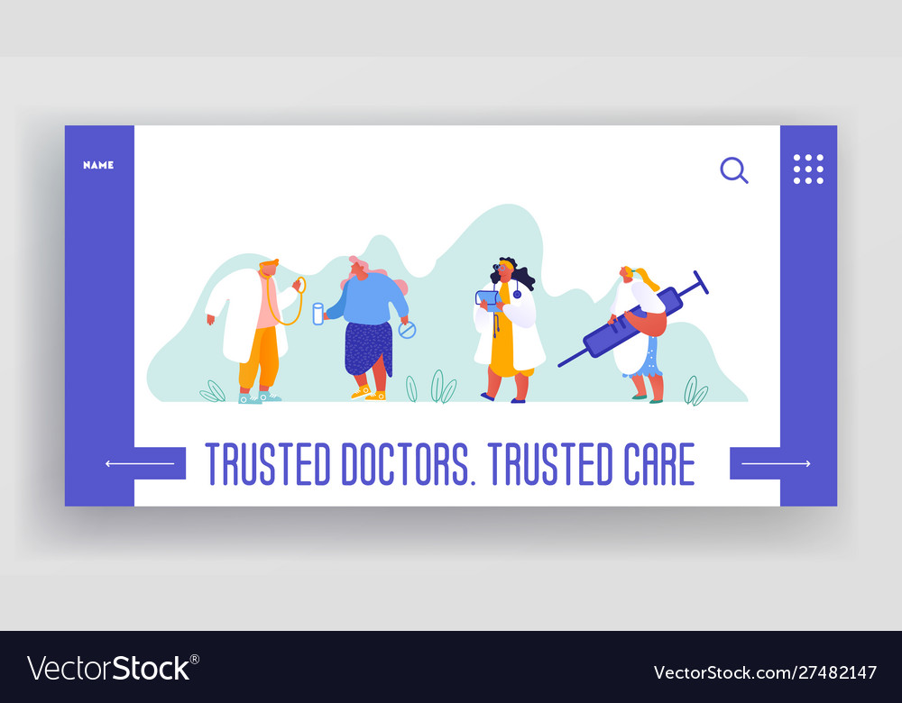 Website template health insurance health care