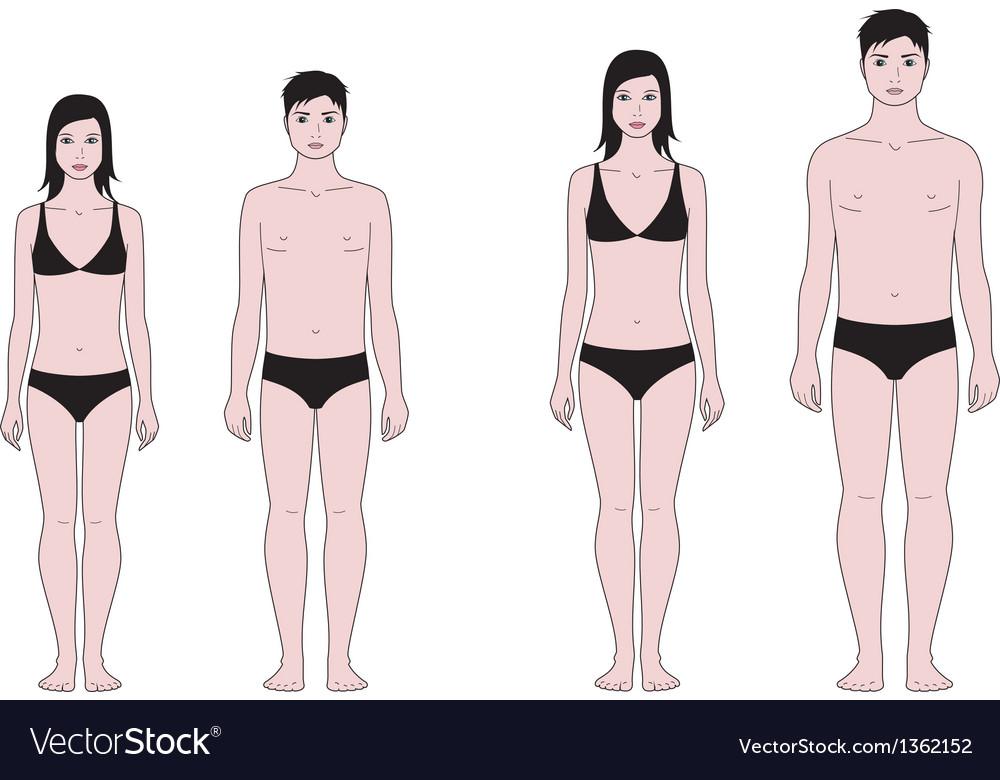 Teenager figure