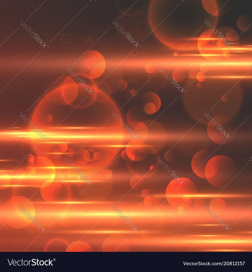 Abstract glowing light background
