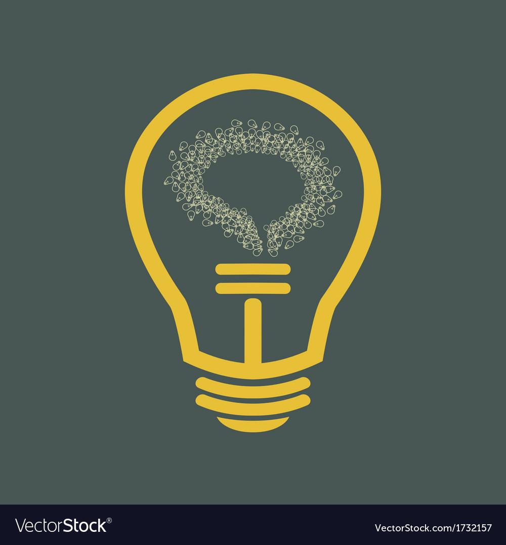 Bulb vector image