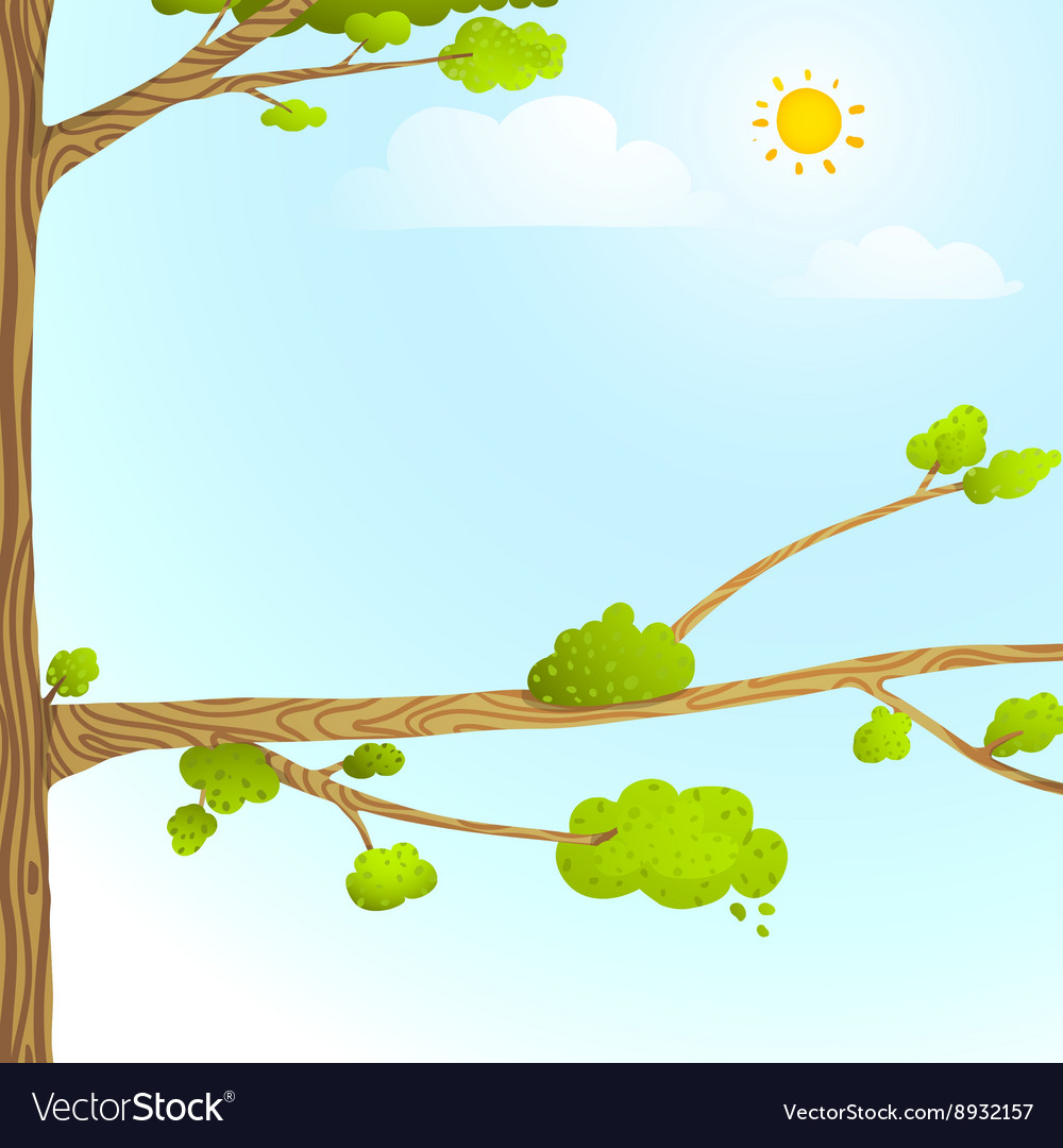 Colorful Nature Cartoon Background With Trees Sun Vector Image 21,876 best cartoon background free video clip downloads from the videezy community. vectorstock