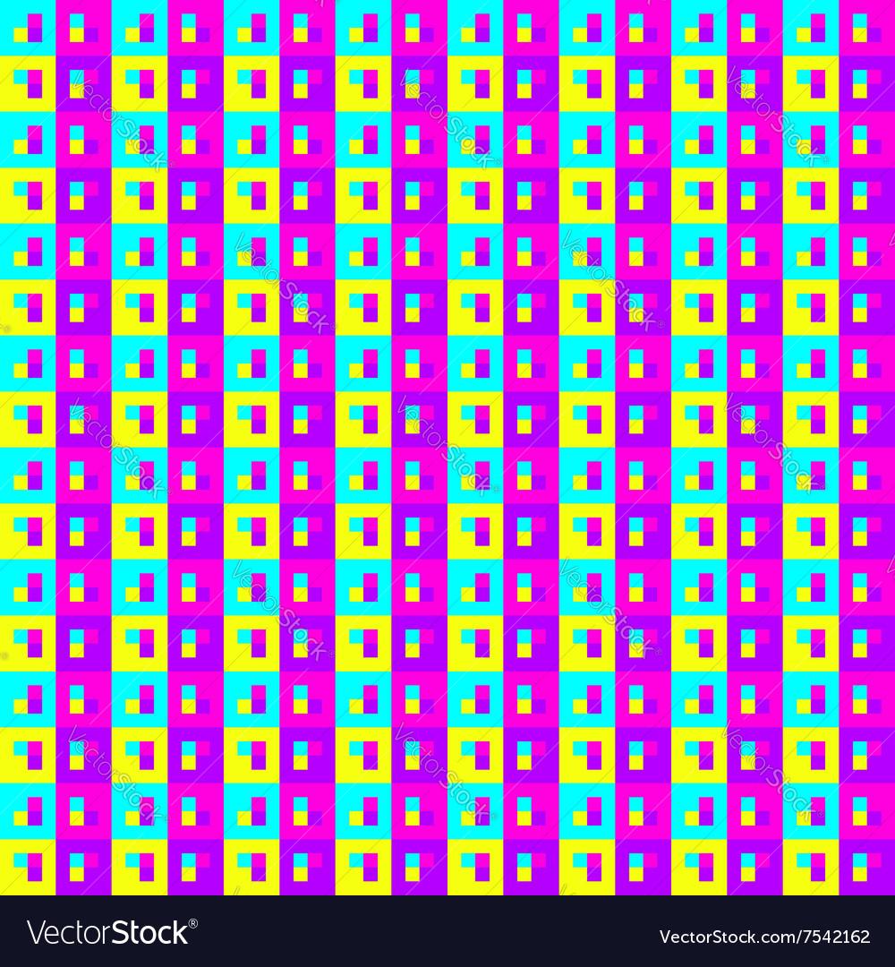 Geometric pattern art