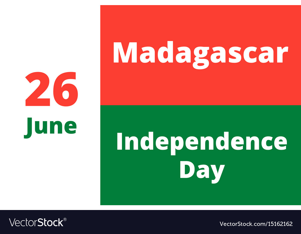 Independence day madagascar