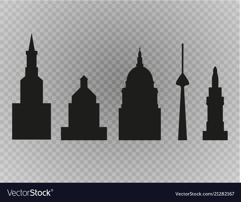 City skyline urban landscape