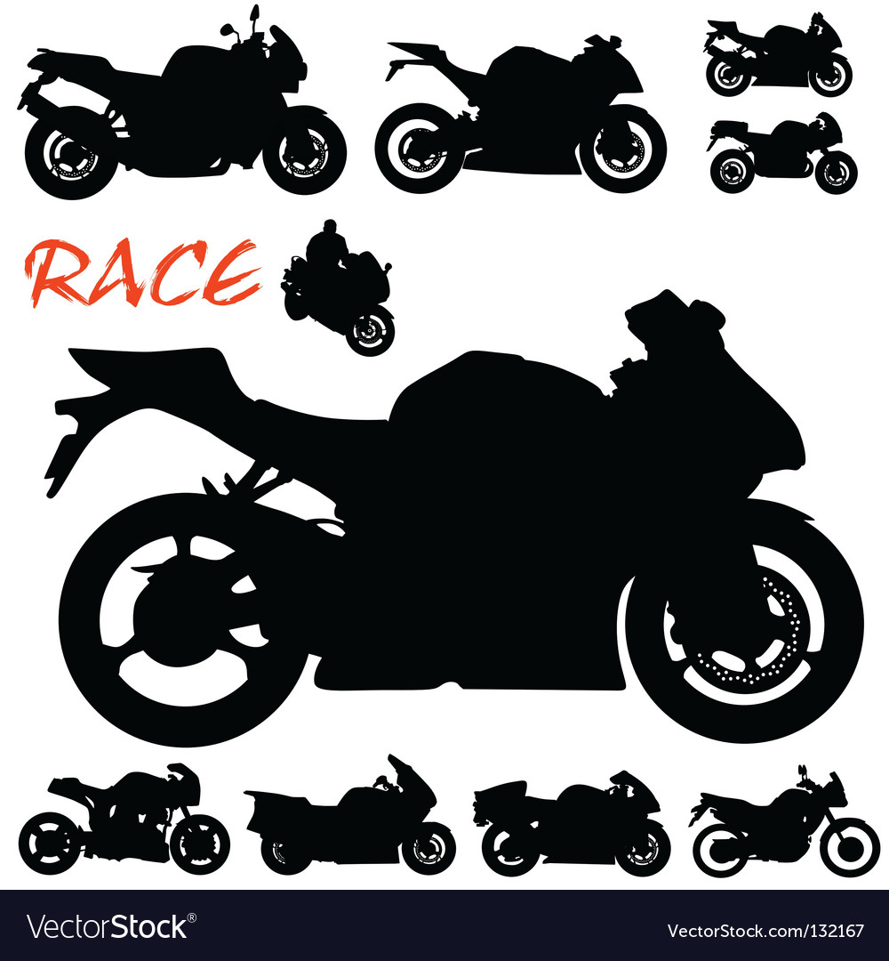 Race motorcycles