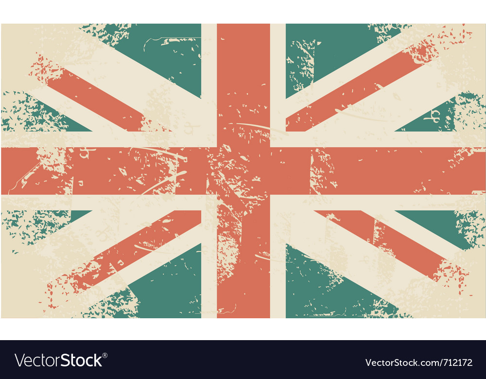 English flags