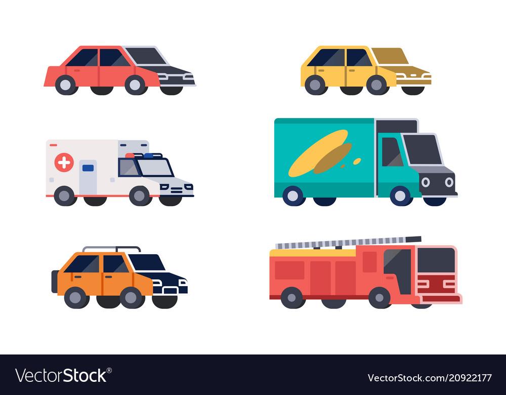 Urban city cars