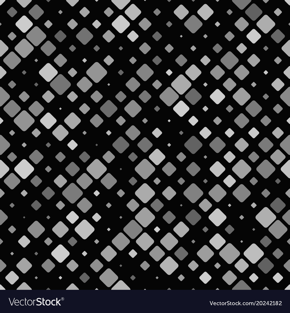 Geometric rounded square pattern background