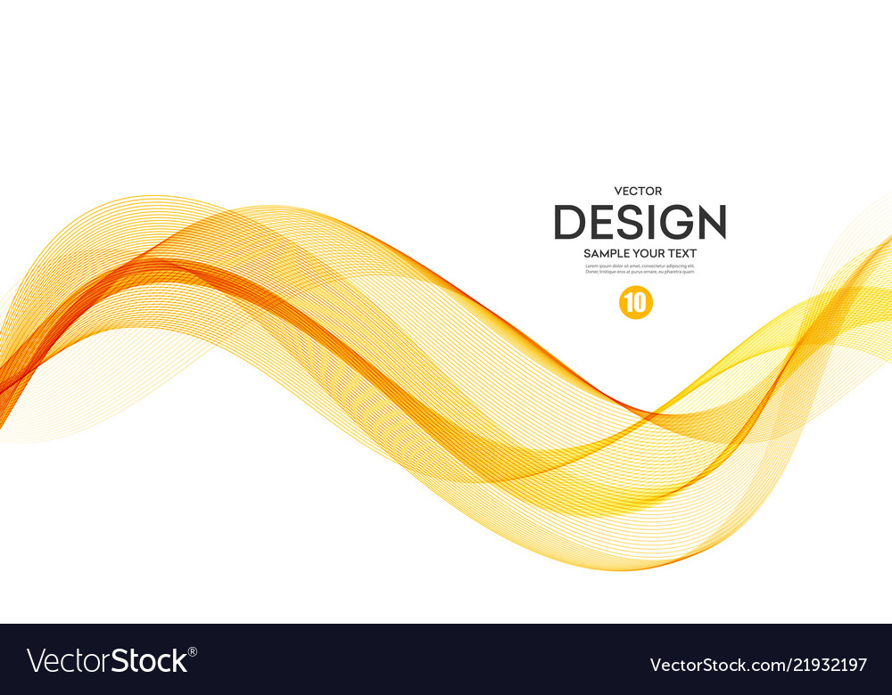Abstract colorful background color wave
