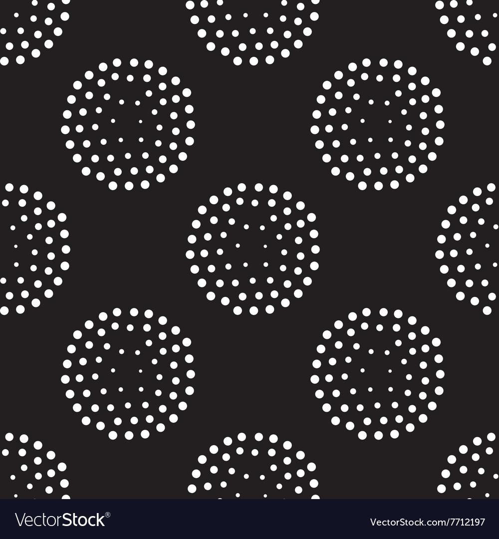 Dots pattern 27 vector image