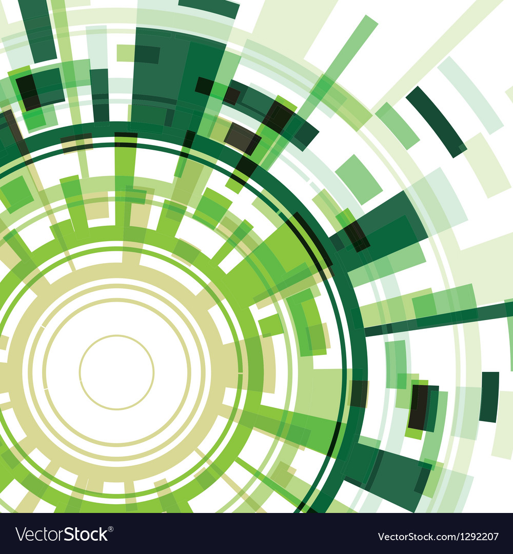 Abstract cirle background