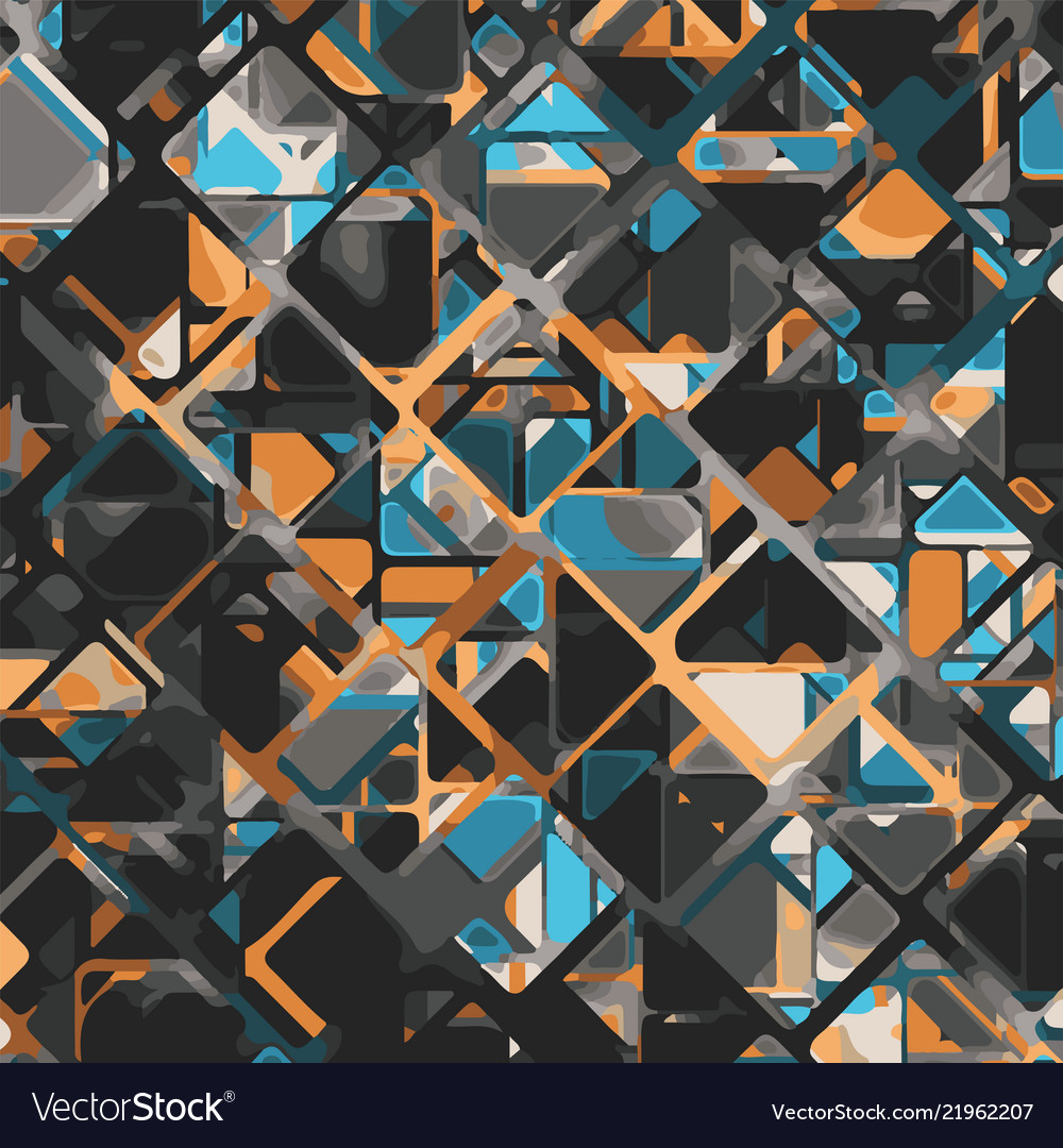Abstract geometric tech eps10 background