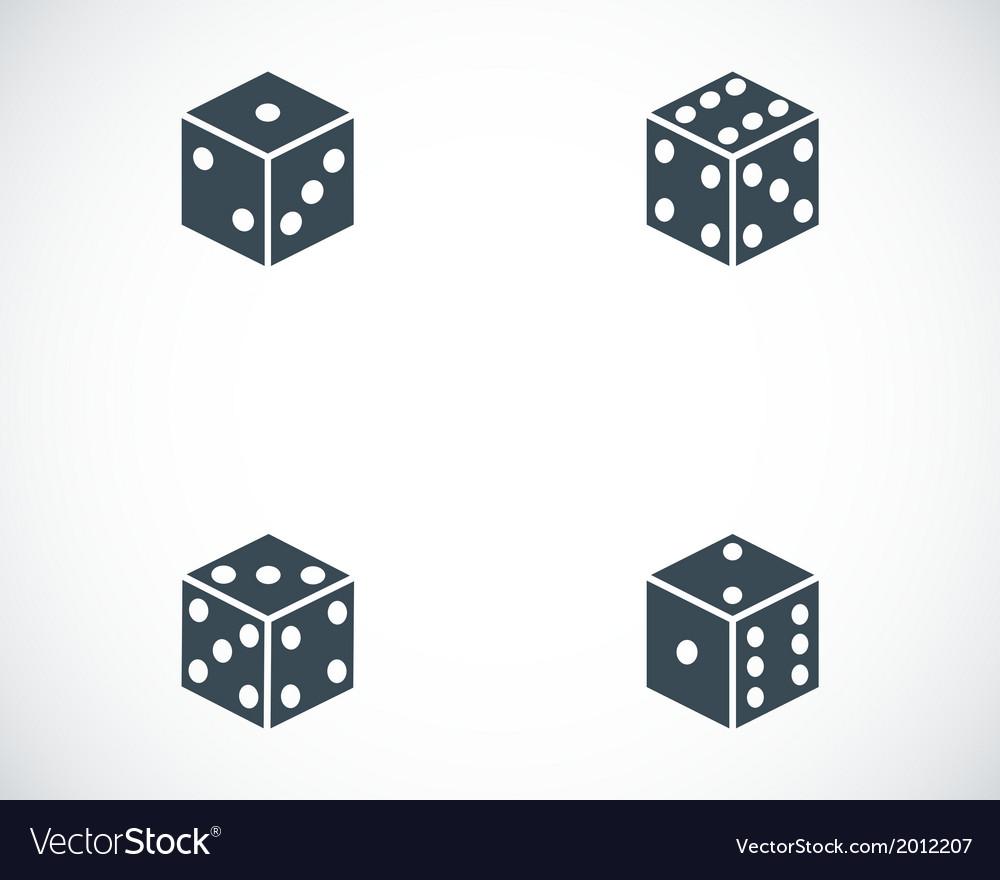 Black castle icons set