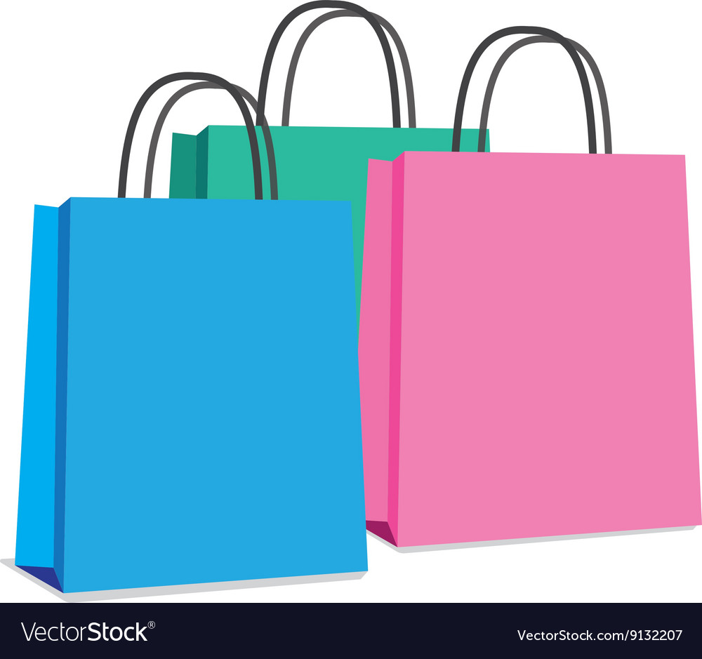 Objects shop bags