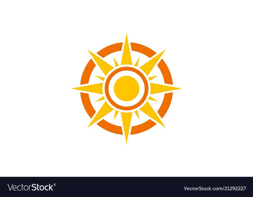 Shine north star logo