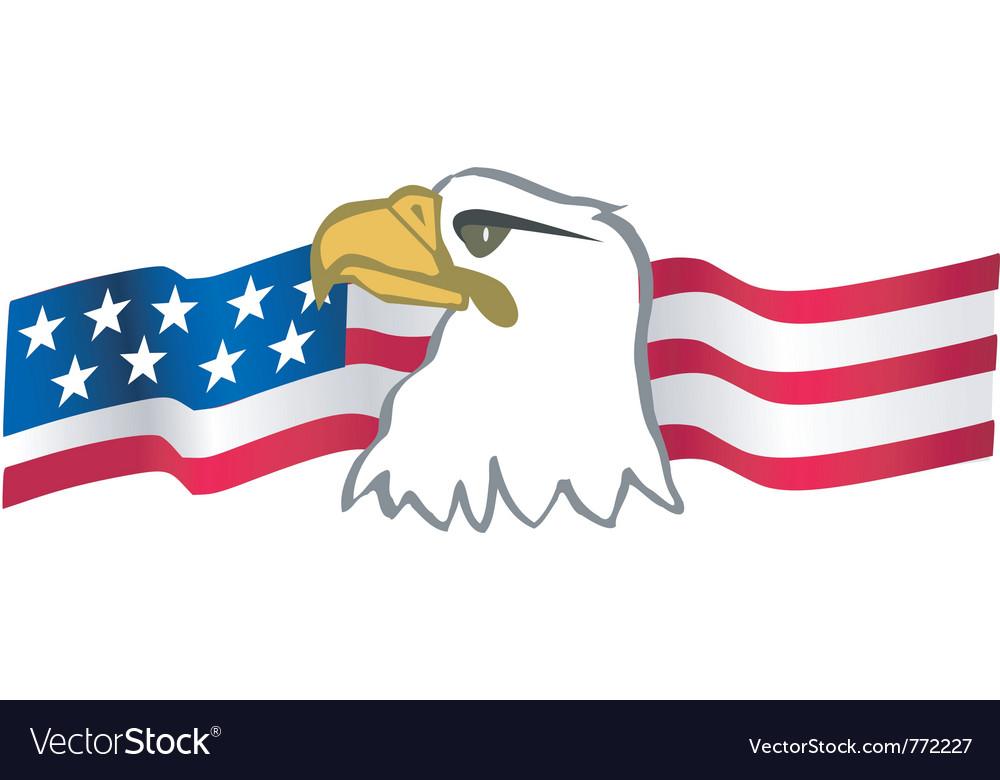 Symbols Of United States Royalty Free Vector Image