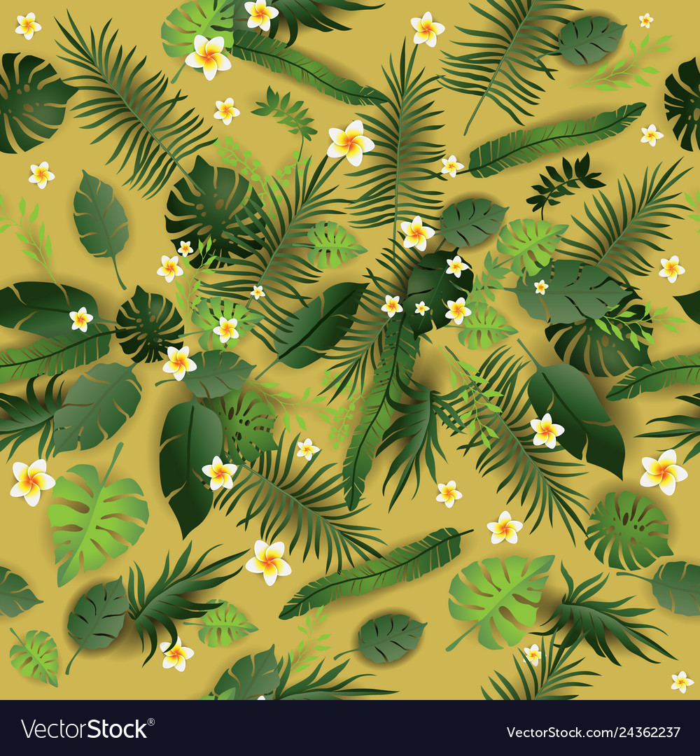 Pattern exotic background