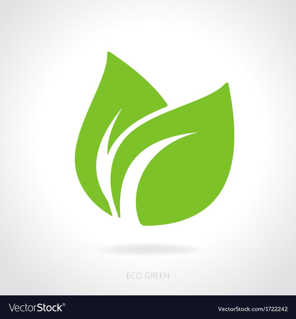 Eco Green Leaf Concept