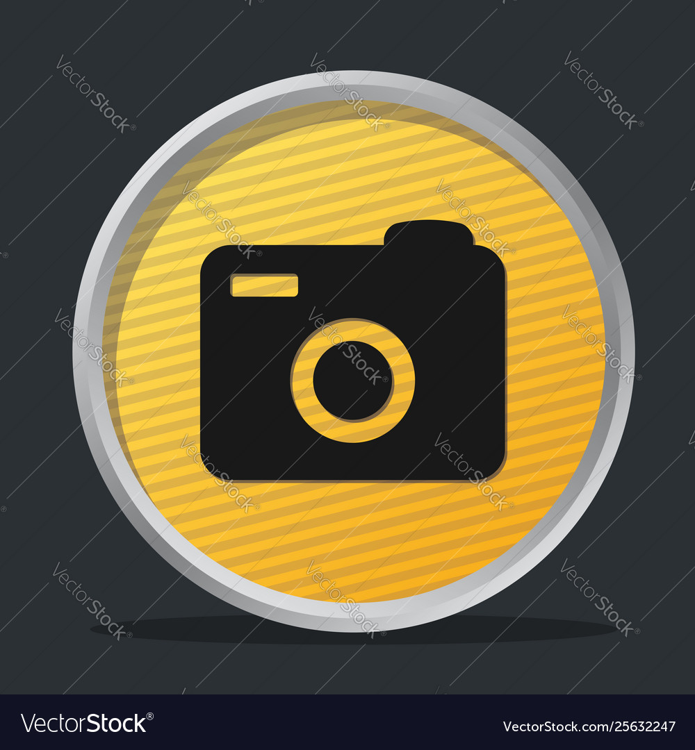 Camera dark badge