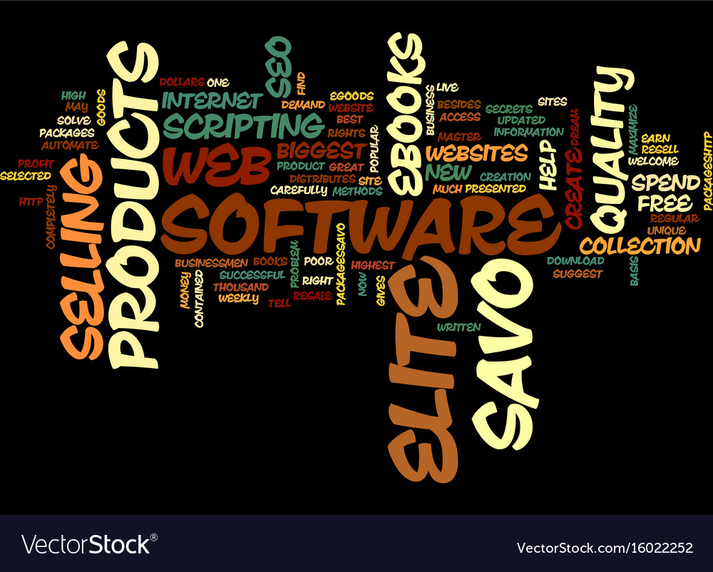 Egoods of your dream text background word cloud