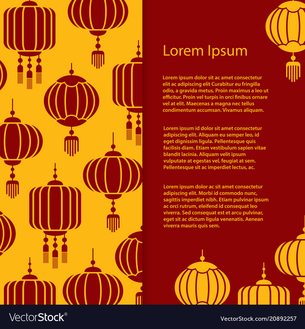 Asian banner design chinese japanese