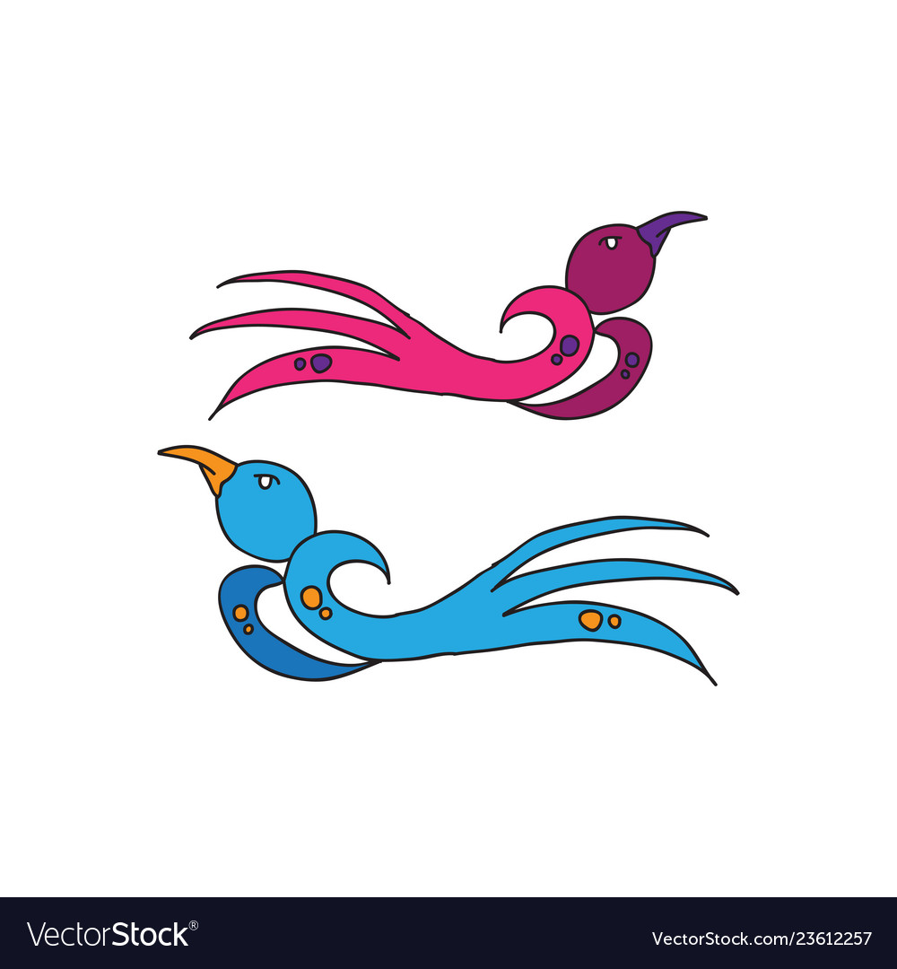 Bird animal cartoon