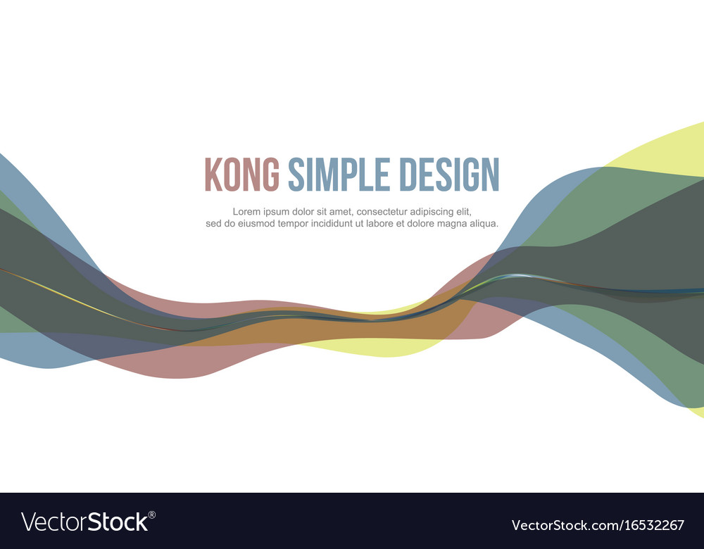 Colorful elegant style banner header website vector image