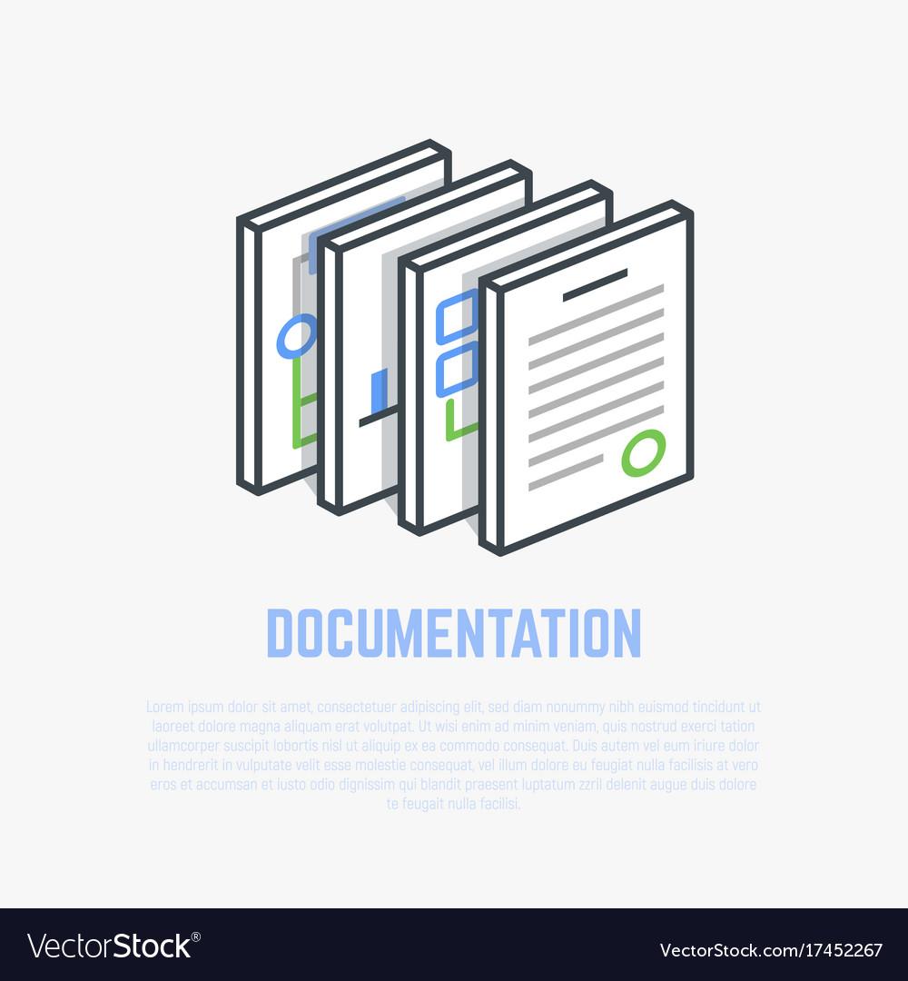 Documentation isometric