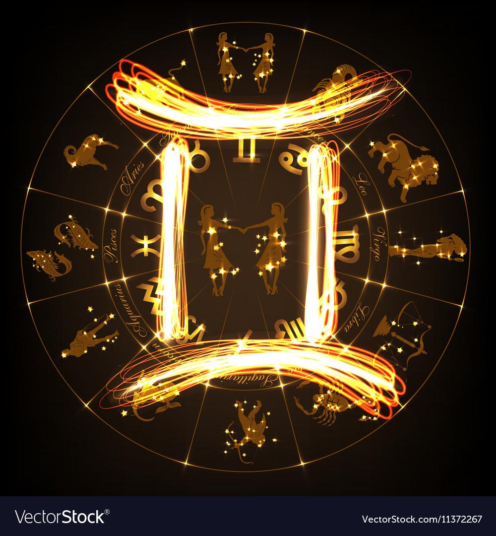 Zodiac sign Gemini