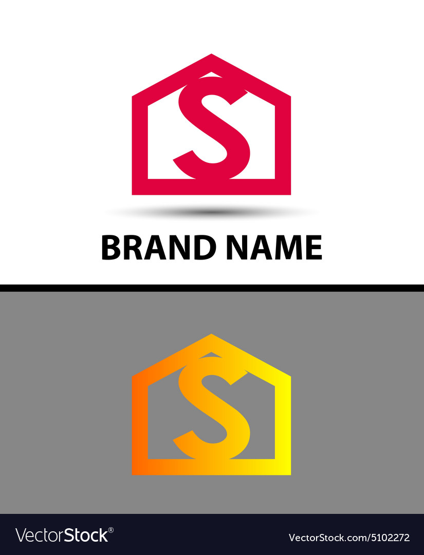 Letter S logo symbol icon