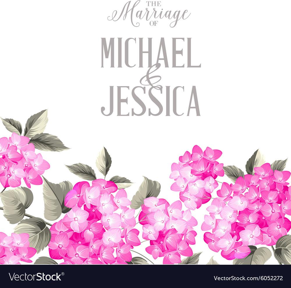 Marriage invitation card