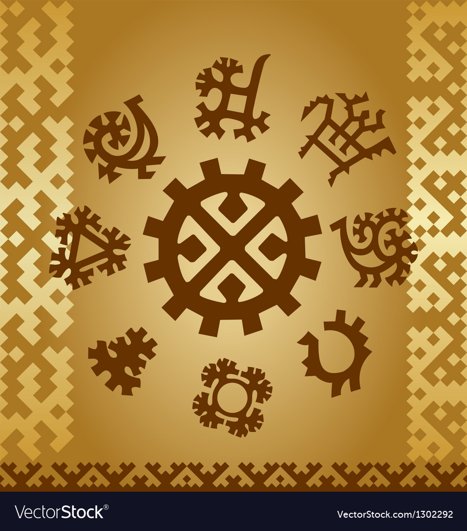 Patterns of northern Finno Ugric tribes