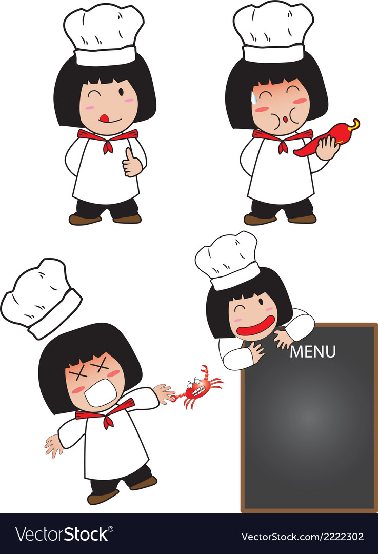 Little cook actions