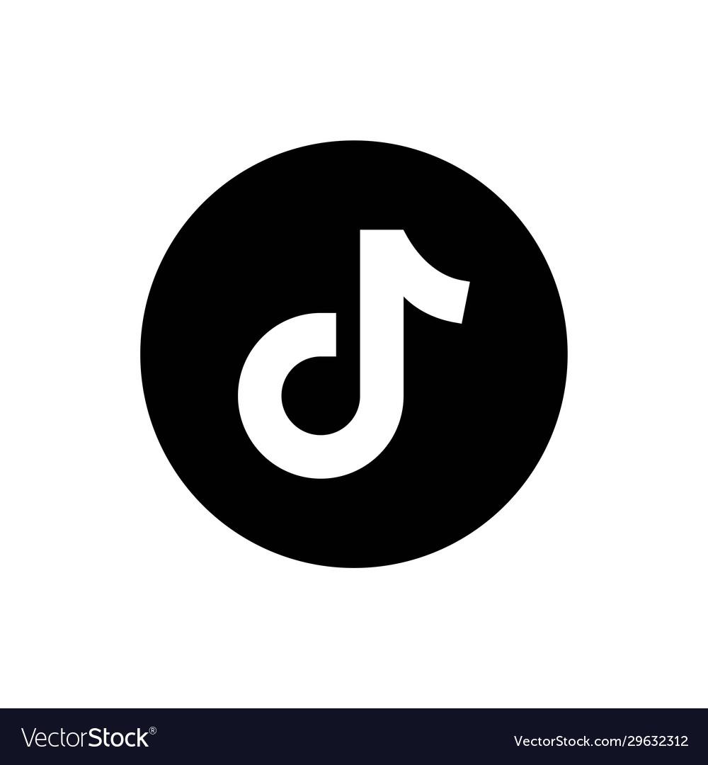 Download Tiktok Png Icon White Background